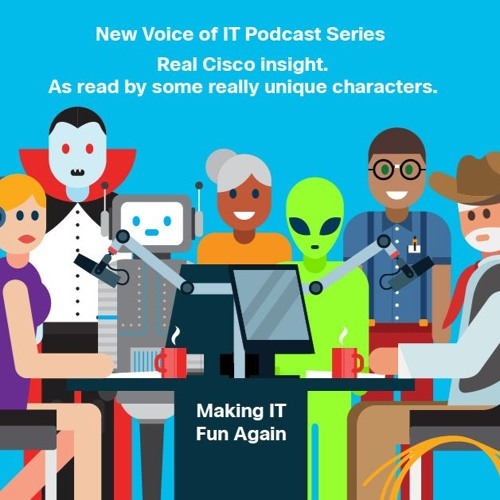 New Voice of IT Podcast Series