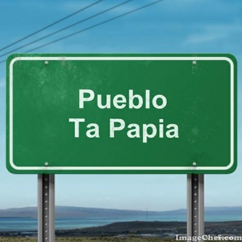 PUEBLO TA PAPIA-DIARANSON NOV 7   ---2018