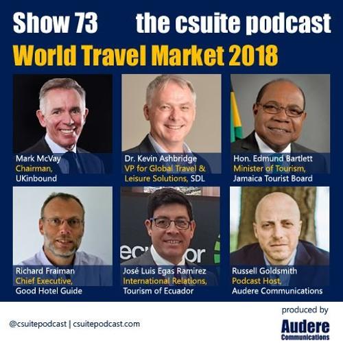 Show 73 - World Travel Market 2018