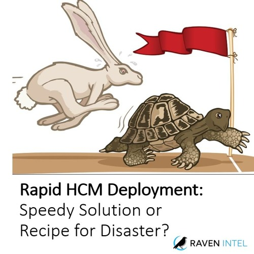 Rapid HCM Deployment: Speedy Solution or Recipe for Disaster