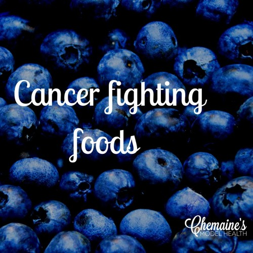 #100 Top Cancer fighting foods