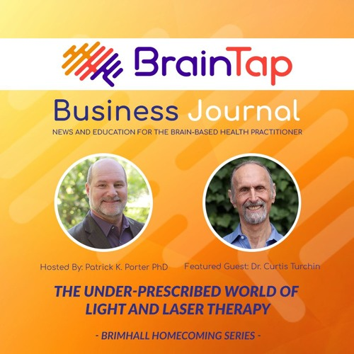 The under-prescribed world of light and laser therapy (Featuring Dr. Curtis Turchin)