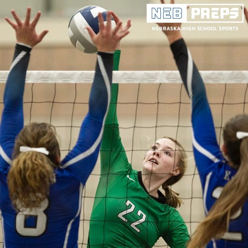 Class C - 2 State Volleyball Podcast