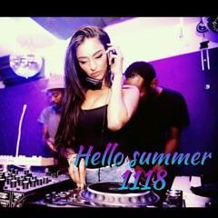 HELLO SUMMER 1118