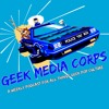 Geek Media Corps Issue # 100 - The Devil Made Me Do It