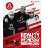 Royalty Wednesday Mixshow - Nov 7 2018