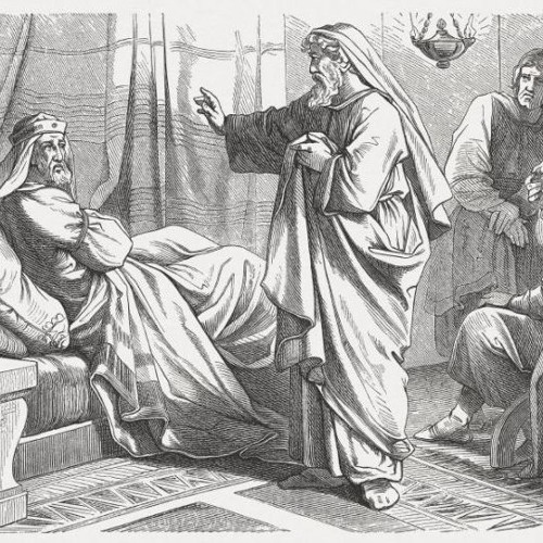 Life Of Christ 491 - Elijah The Tishbite