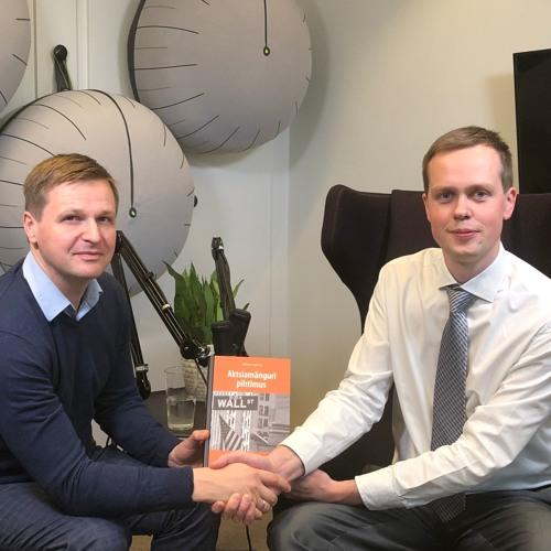 Kristjan Krass räägib Börsihaist - LHV Podcast 26 2018
