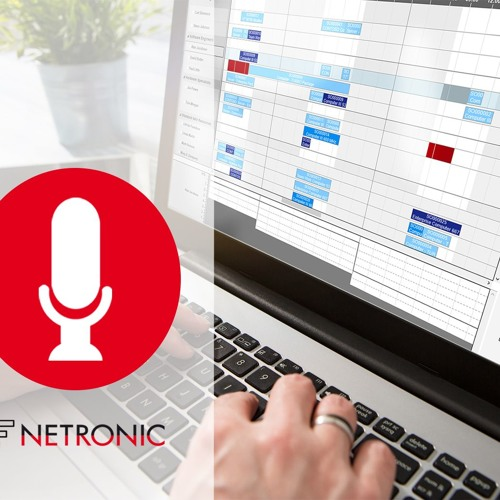 NETRONIC Visual Scheduling Podcast_Ed Williams GEMKO