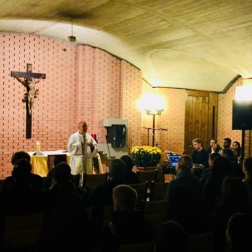 Was heisst heilig sein? - Bischof Marian Eleganti