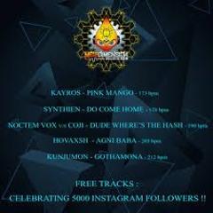 Agni BaBa [205] out on  METADIMENSION MUSIC