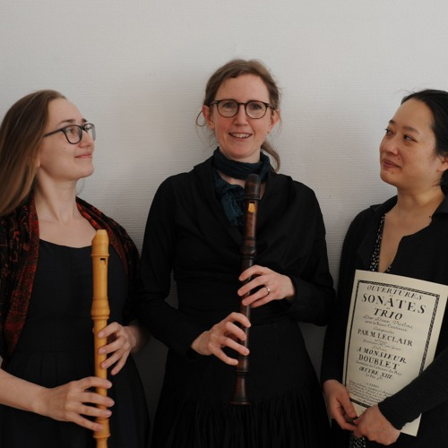 Trio Telopea - J S Bach