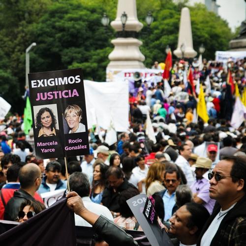 Journalist*innen in Mexiko – ein Berufsstand im Fadenkreuz