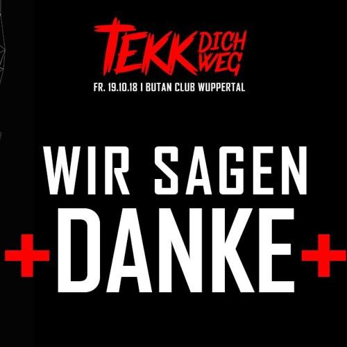 Multirave @ Tekk Dich Weg (Butan Club, Wuppertal) 19-10-2018