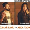 Legends Of 90's Bollywood Songs Mashup Anurag Ranga Abhishek Raina Varsha Tripathi 90's