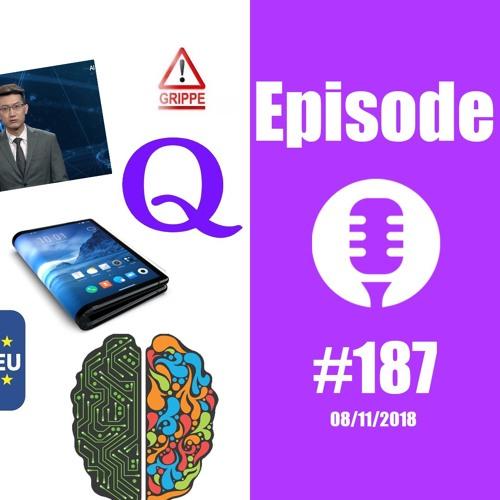 #187 : Fini Apple, fini le J.T. , fini le piratage, fini la mode,... bref, c'est la fin !