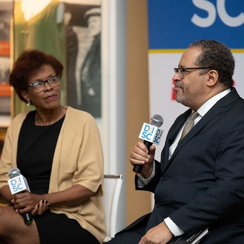Conversation with Dr. Michael Eric Dyson and Rochelle Riley