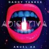 Daddy Yankee Feat. Anuel AA - Adictiva (Audio Oficial) Portada del disco