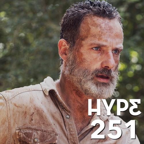 Podcast 251: Adiós Rick Grimes, Overlord, House of Cards, Bohemian Rhapsody, Idris Elba es bien sexy