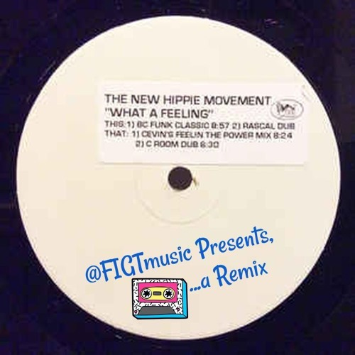 Enji Candelario & New Hippie Movement - What A Feeling (FIGT Remix)