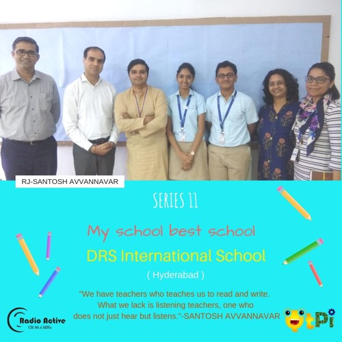My School Best School Series 11-DRS International School-Hyderabad
