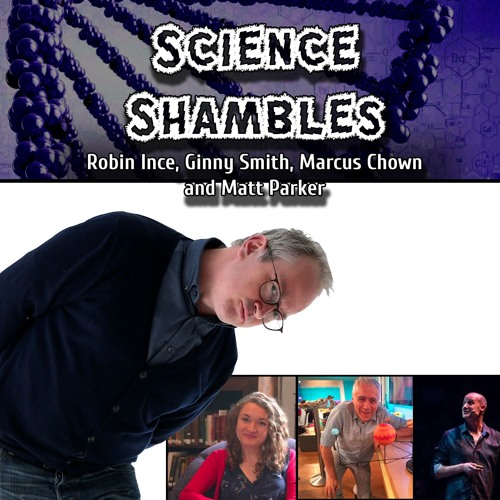 Science Shambles - Brains, Reflections and Books