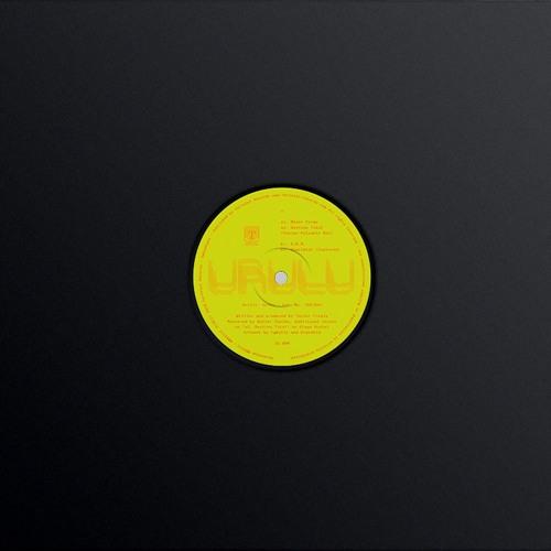 :: Urulu - Minor Forms 12' - Tartelet Records 2018 ::