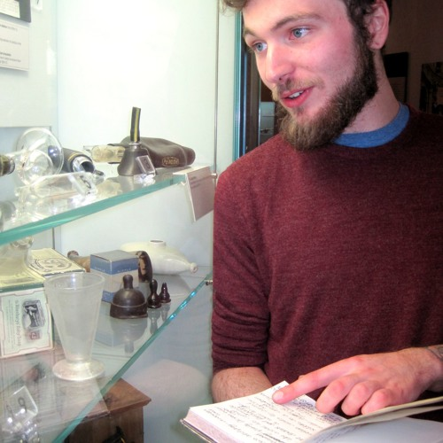 A Poetry Tour of the George Marshall Medical Museum