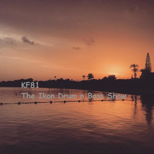 KF81 LIVE on DNBRADIO - The Ikon Drum n Bass Show - #183