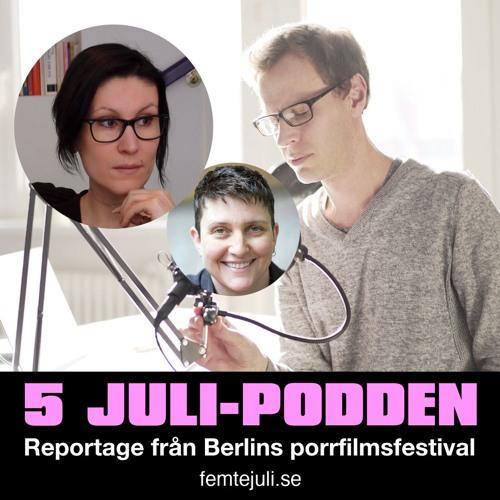 Porrfilmsfestival i Berlin med Oscar Swartz och Ovidie
