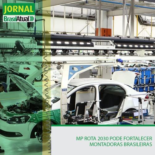 MP Rota 2030 pode fortalecer montadoras brasileiras