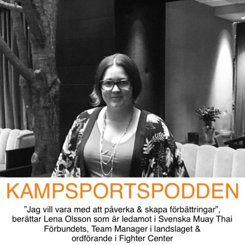 31. Årets ledare - Lena Olsson