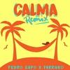 70. Pedro Capò Ft Farruko - Calma Remix [Dj Nice] Golpe Portada del disco