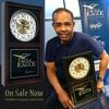 11 - 09 - 18 Joe Madison - The Black Eagle - Interviews Derrick Holmes