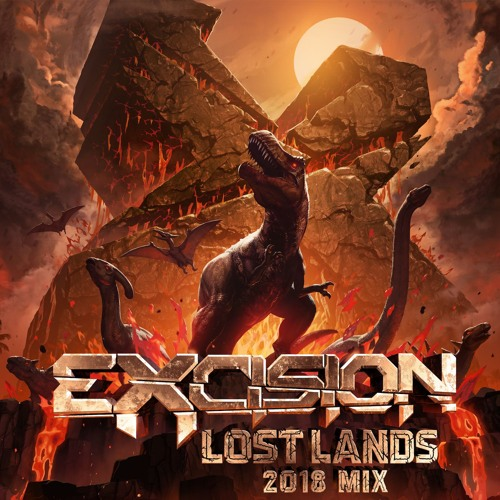 Excision — Lost Lands 2018 Mix