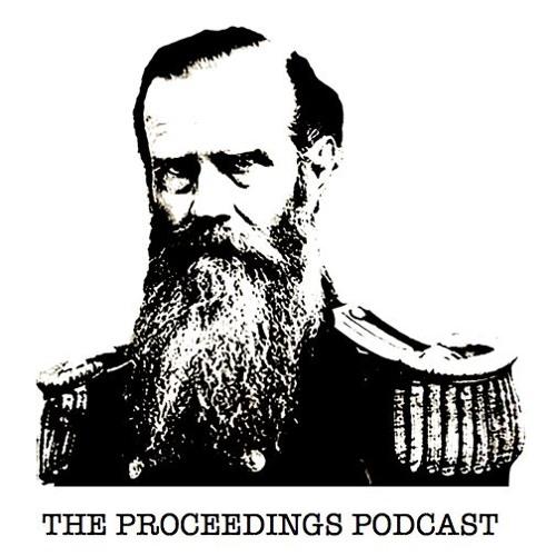 Proceedings Podcast Episode 50 - David Poyer Talking Military Fiction