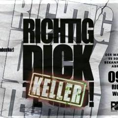 M.A.R.L.O.N. @ Richtig Dick Keller - Fusion Keller - 09.11.18