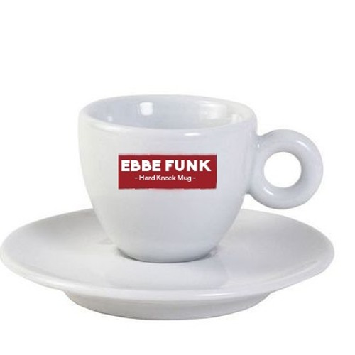 Ebbe Funk - Hard Knock Mug