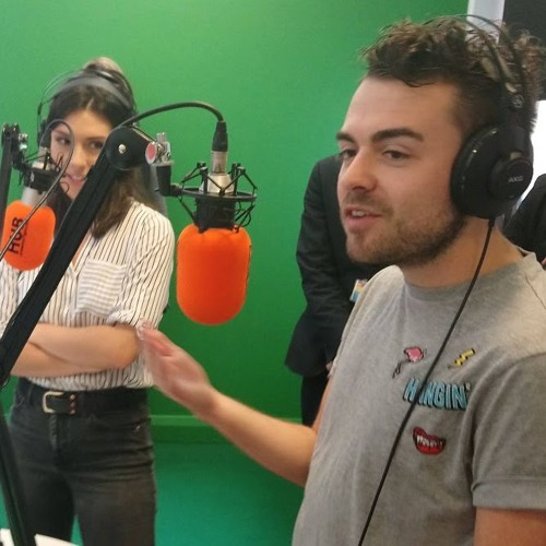 Russell Chats To Kally & Josh Capital FM