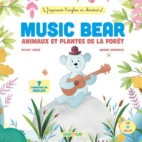 Music Bear - We Are The Leaves