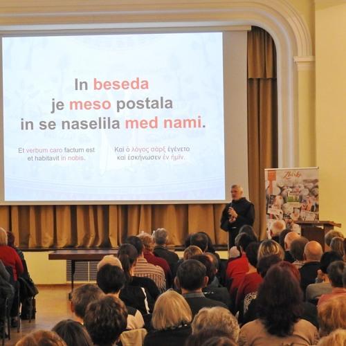 Prisluhni predavanju p. dr. Mirana Špeliča OFM na jesenskem srečanju ŽPS-jev v Zavodu sv. Stanislava
