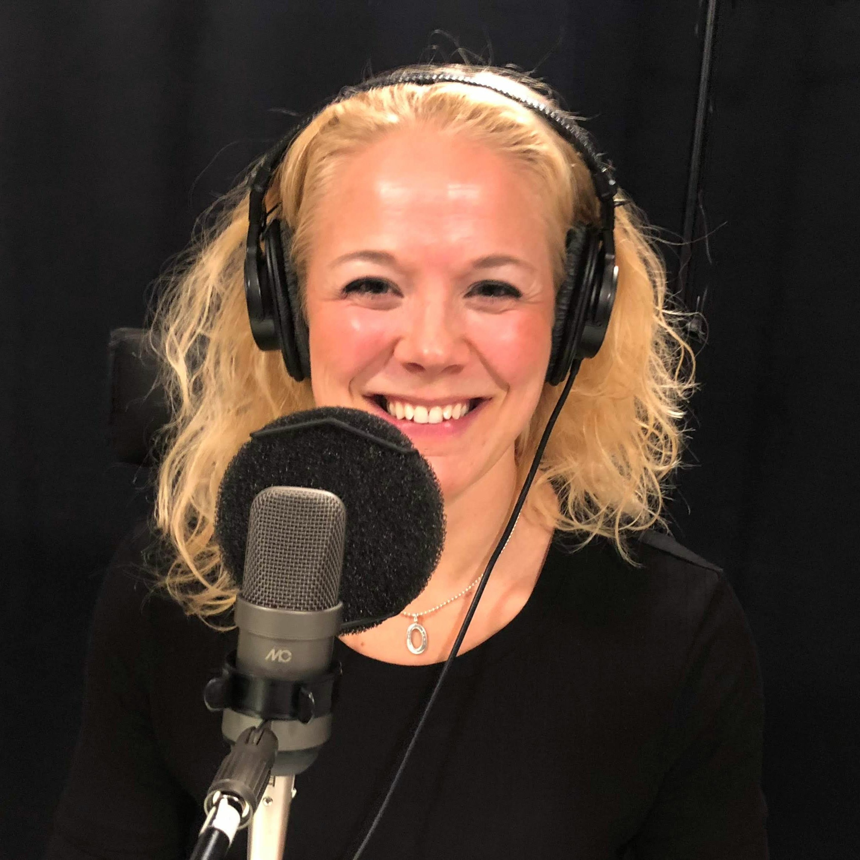 Avsnitt 11 - Karin Hägglund - Var snäll mot dig själv!