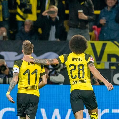 11. Spieltag: BVB - FC Bayern, 2:2 Reus