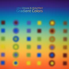 John Gilmore & VictorYibril - Gradient Colors