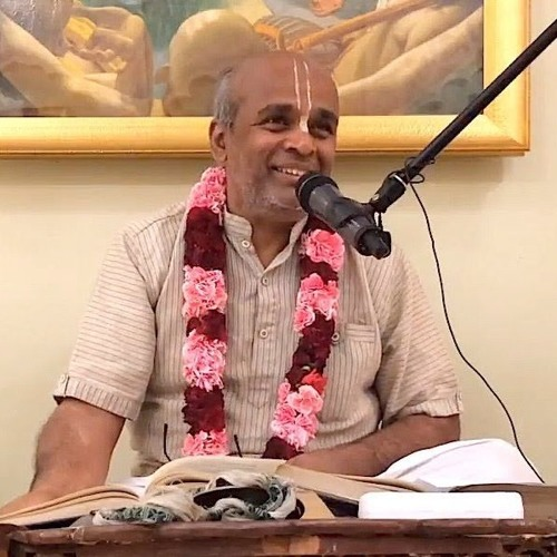 Śrīmad Bhāgavatam class on Sat 10th Nov 2018 by Karuṇānidhi Kṛṣṇa Dāsa 10.21.18