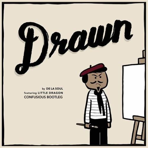 De La Soul - Drawn Ft. Little Dragon (Confusious Liquid Drum & Bass Bootleg)