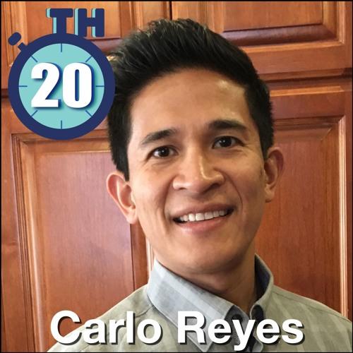 Telehealth 20 Podcast - Ep 032 - Carlo Reyes - 4