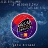 Alec Benjamin - Let Me Down Slowly (Fairlane Remix)