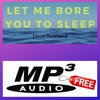 #48 Let me bore you to sleep - Jason Newland - MP3 Download (17th October 2018)
