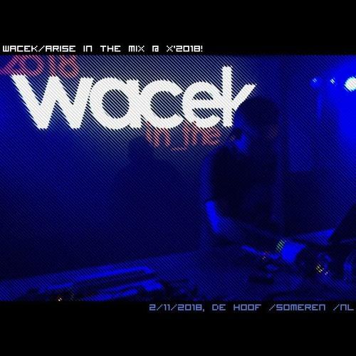 wacek/arise in the mix @ x2018